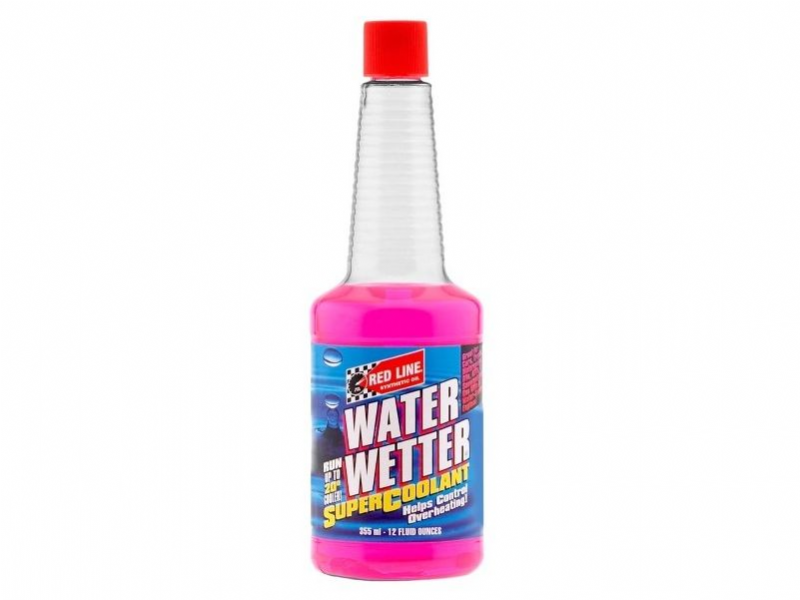 Redline Water Wetter Super Coolant Addative 355ML Treats Up To 5 Gallons